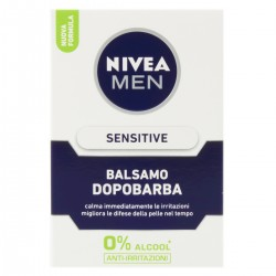 Nivea Men Balsamo Sensitive Dopobarba
