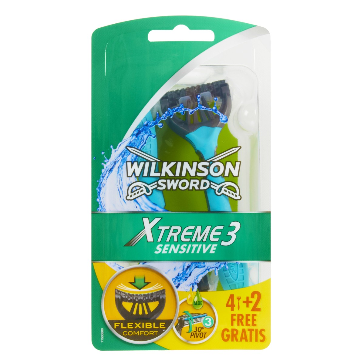 Wilkinson Rasoio Xtreme 3 Sensitive