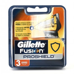 Gillette Lame per rasoio Fusion Proshield Yello