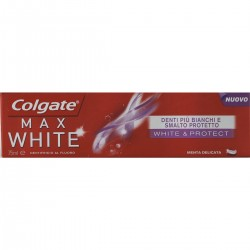 Colgate Dentifricio White&Protect Max White