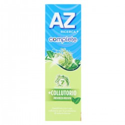 AZ Dentifricio Complete + Collutorio