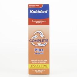 Kukident Crema adesiva per dentiera Plus