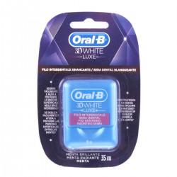 Oral-B Filo interdentale 3D White Luxe