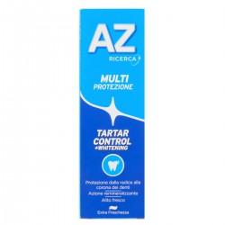 AZ Dentifricio Tartar Control + Whitening