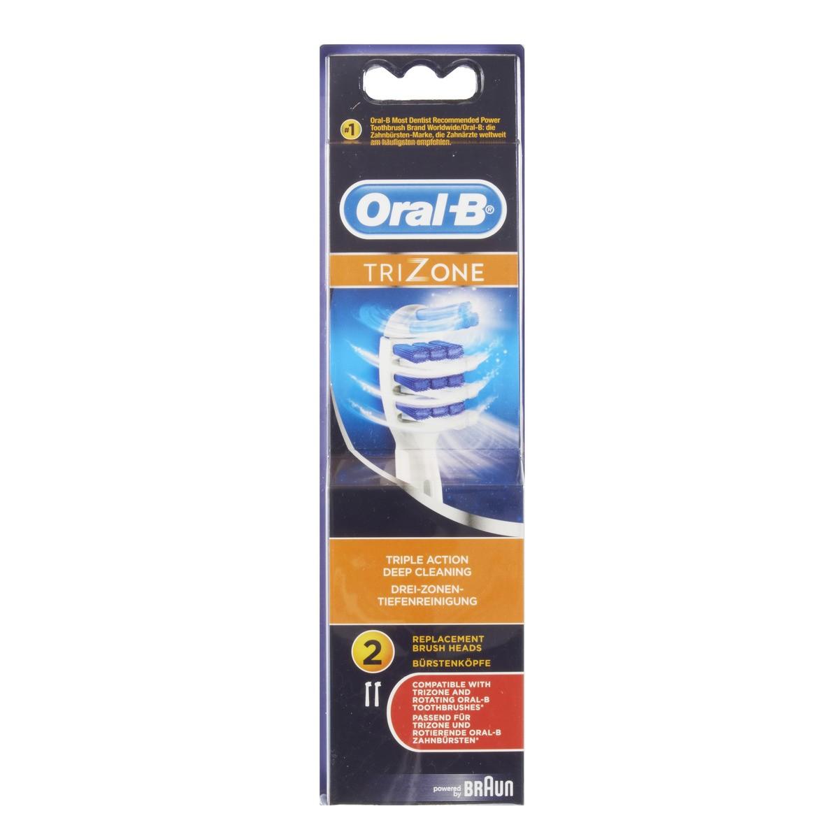 Oral-B Ricambi per spazzolino elettrico TriZone