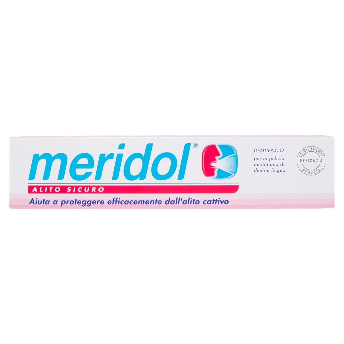 Meridol Dentifricio Alito Sicuro