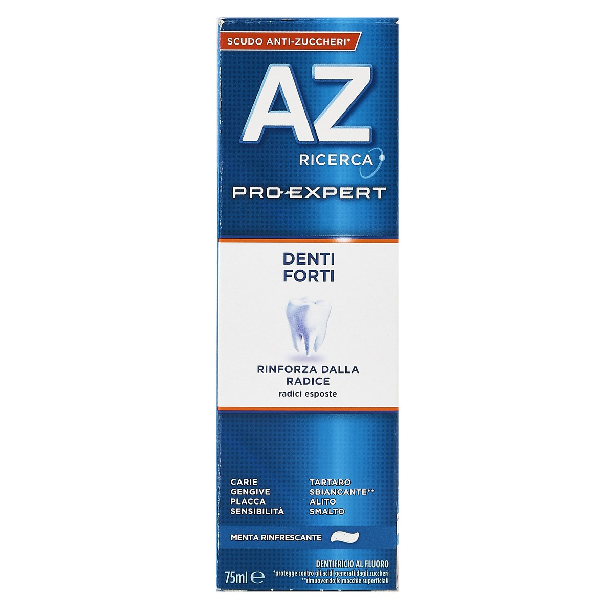 AZ Dentifricio Pro Expert Denti Forti