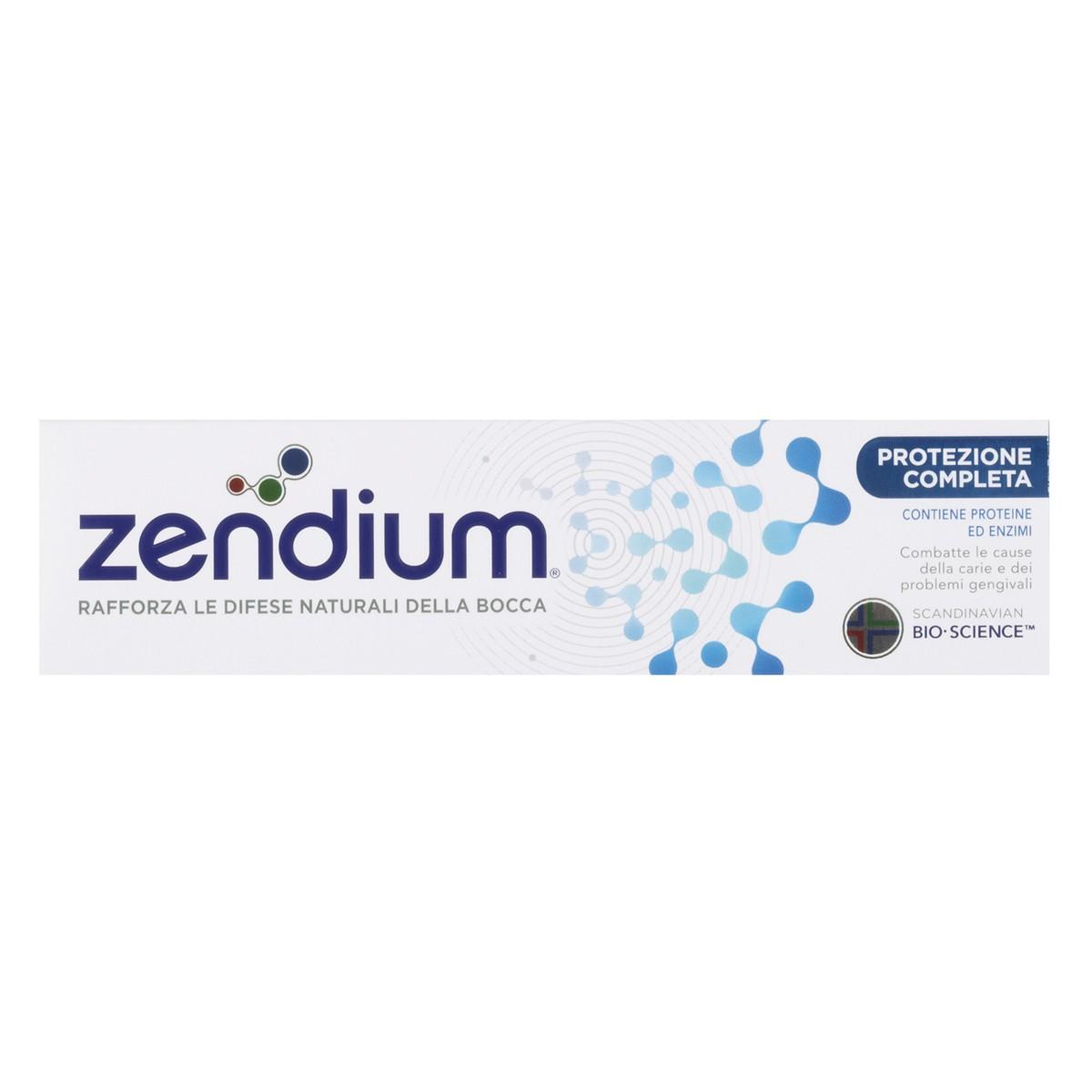 Zendium Dentifricio Complete Protection
