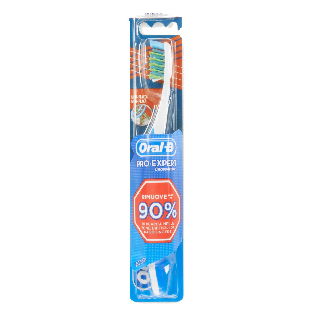 Oral-B Spazzolino Pro-Expert Cross Action
