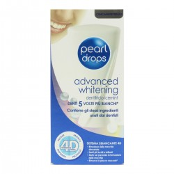Pearl Drops Dentifricio Advanced Whitening