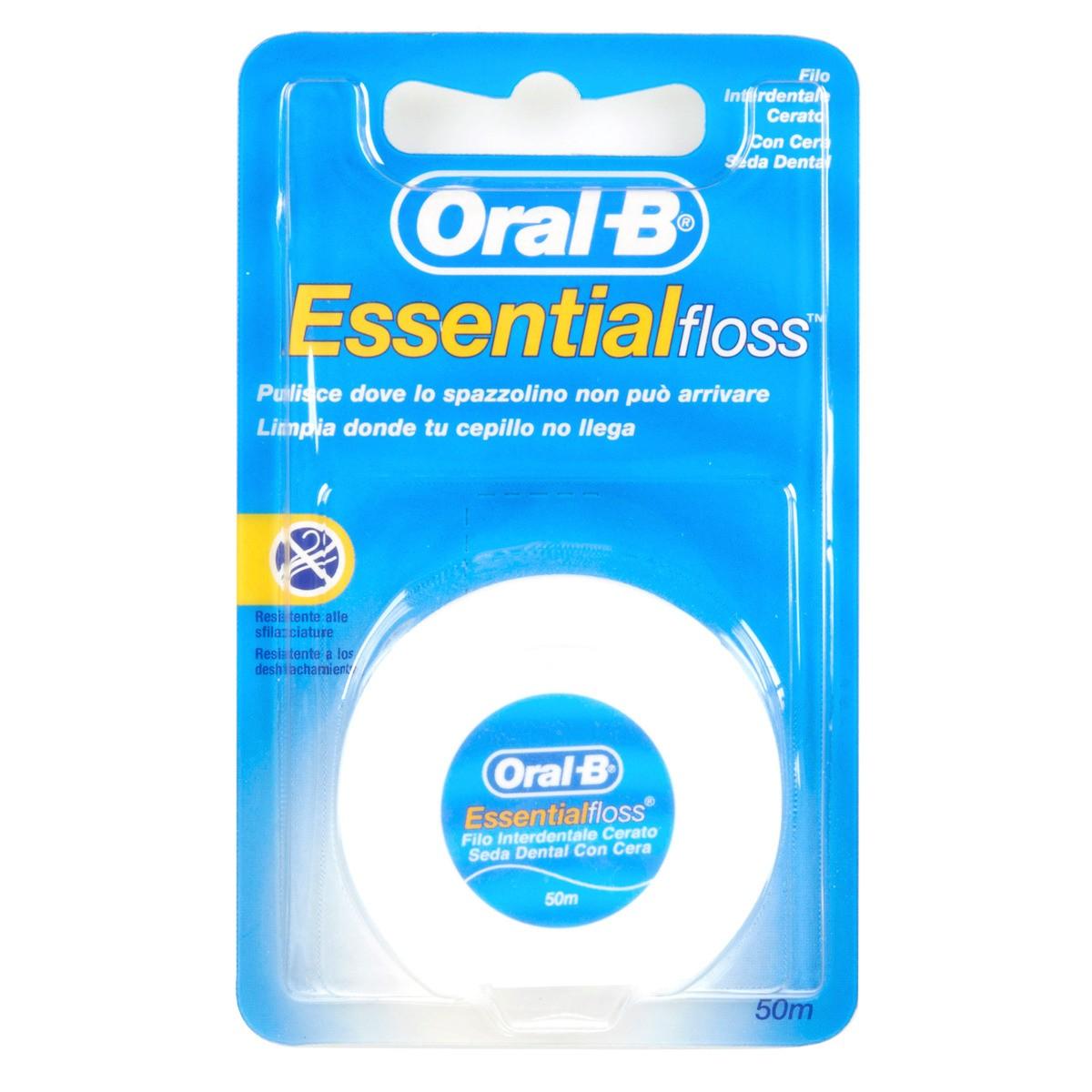 Oral-B Filo interdentale Essential Floss