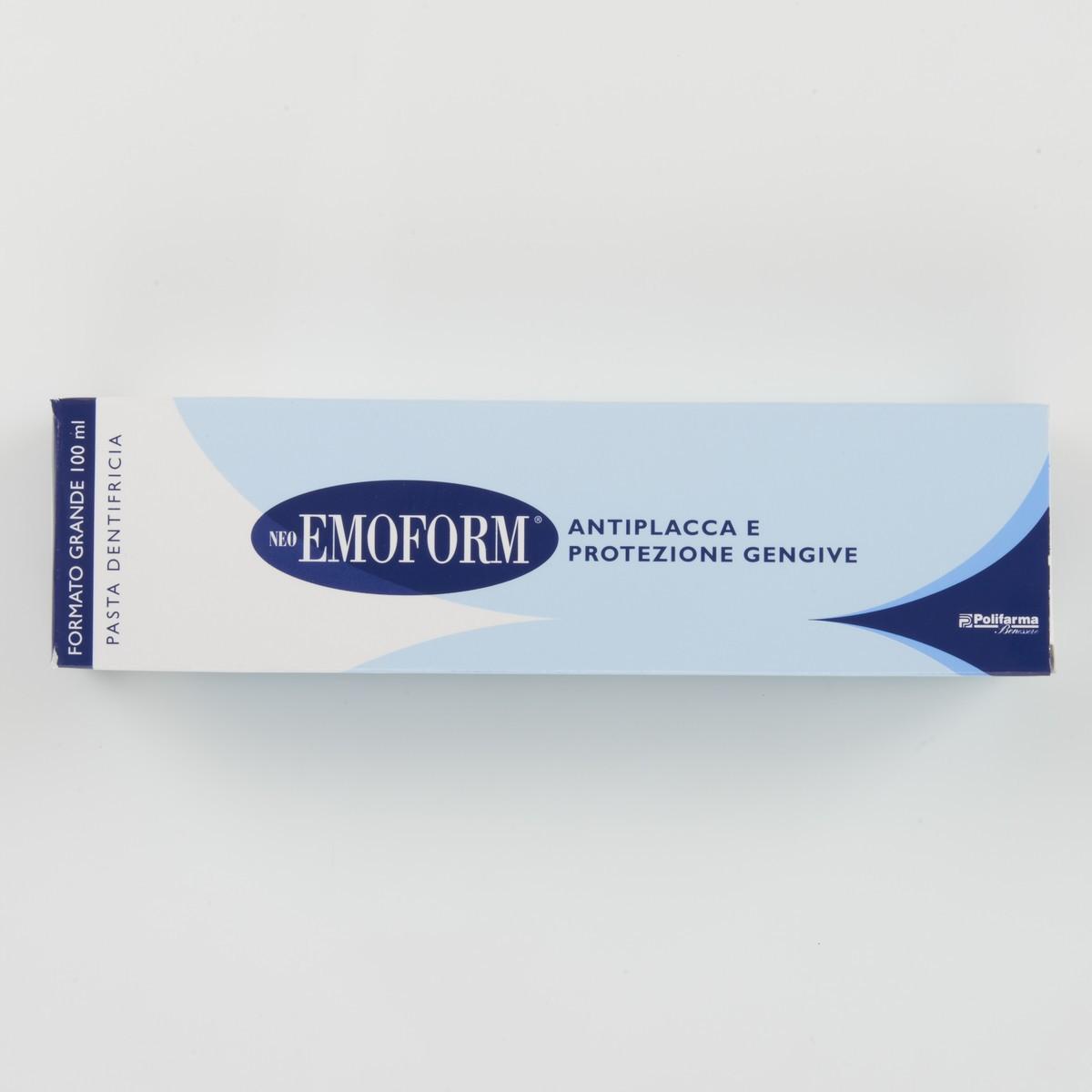 Neo Emoform Dentifricio Antiplacca e Protezione Gengive