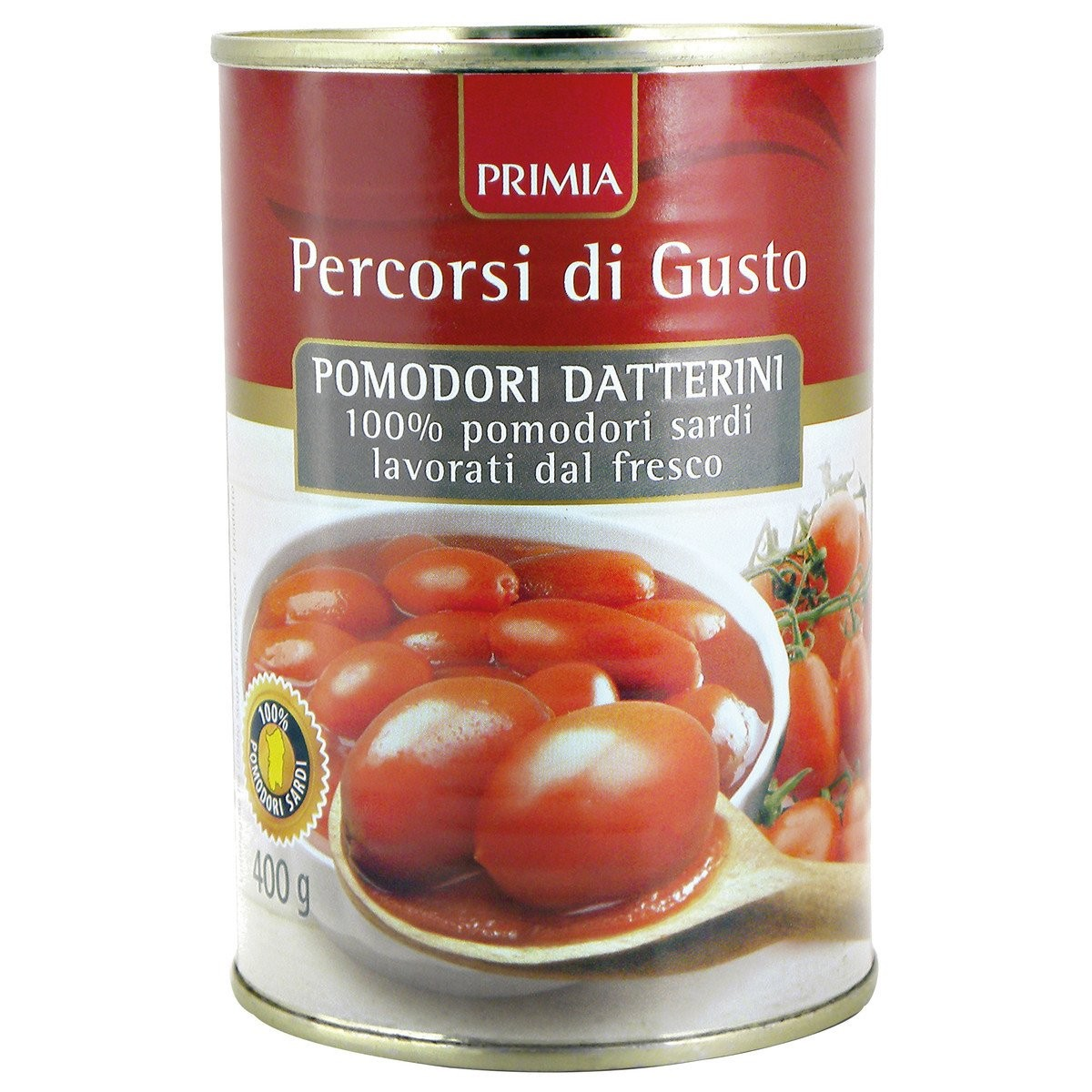 Primia Pomodori Datterini Percorsi di Gusto