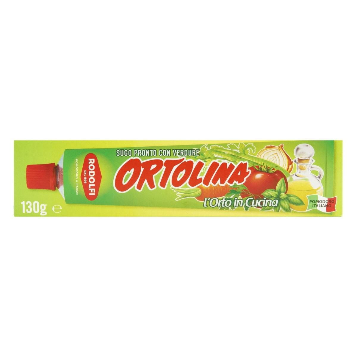 Rodolfi Sugo pronto con verdure Ortolina