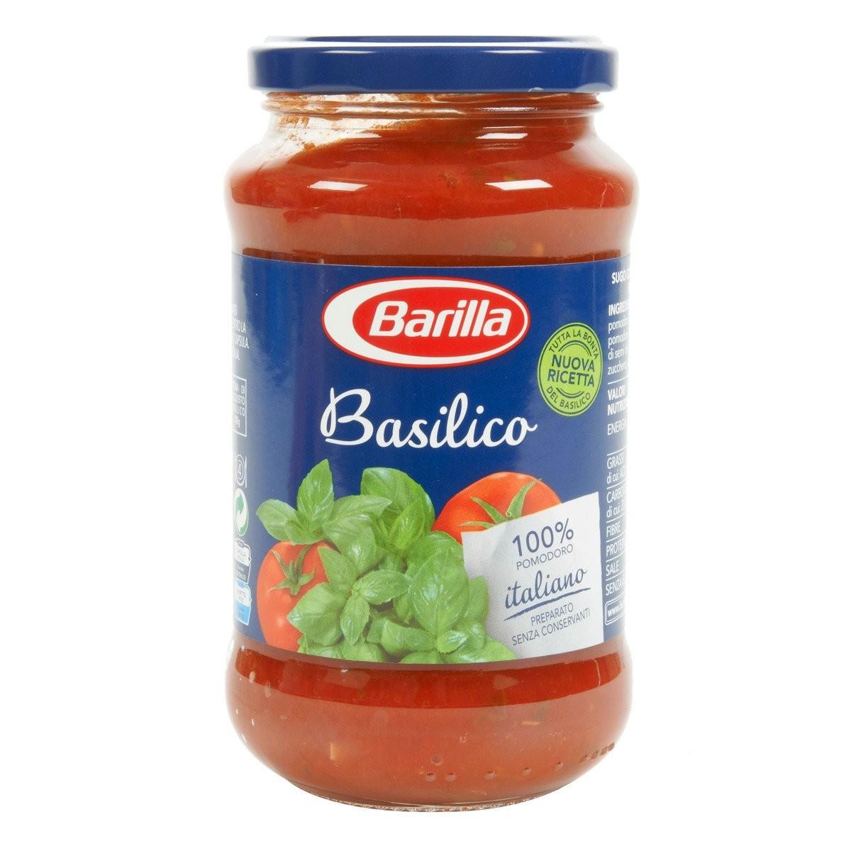 Barilla Sugo al basilico