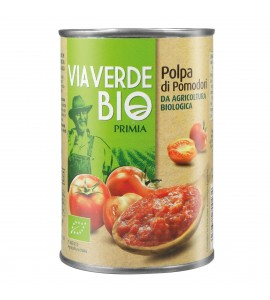 Primia Polpa di pomodori Via Verde Bio