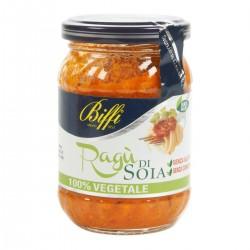Biffi Ragù di soia 100% vegetale