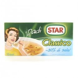 Star Dado classico -30% di sale