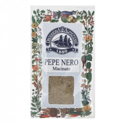 Drogheria&Alimentari Pepe nero essiccato macinato
