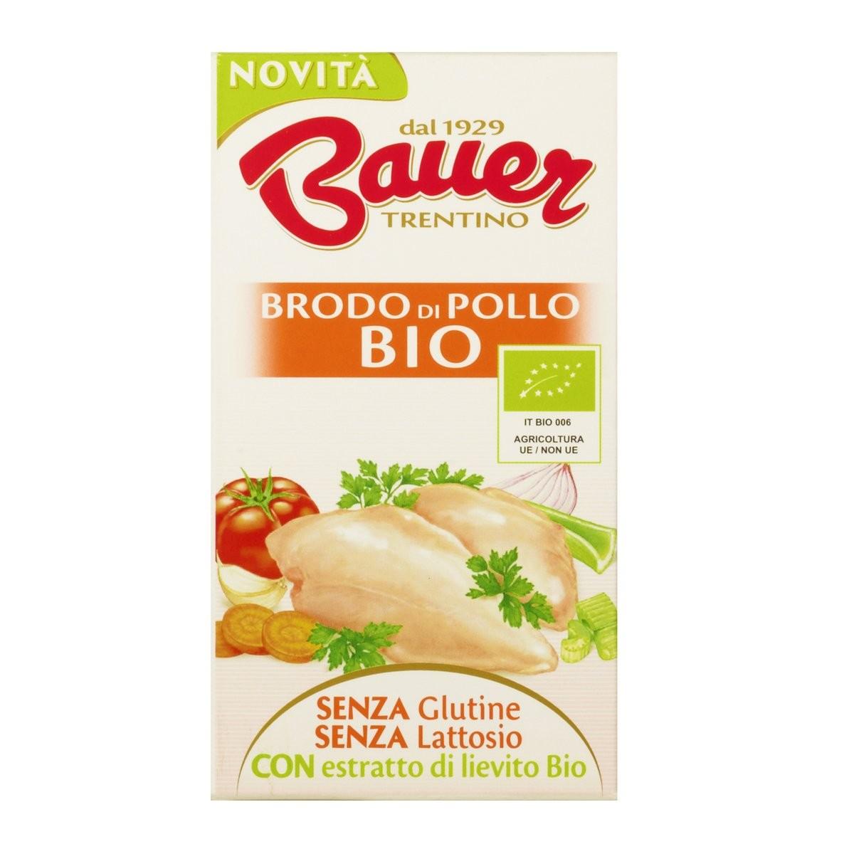 Bauer Dadi per brodo di pollo bio
