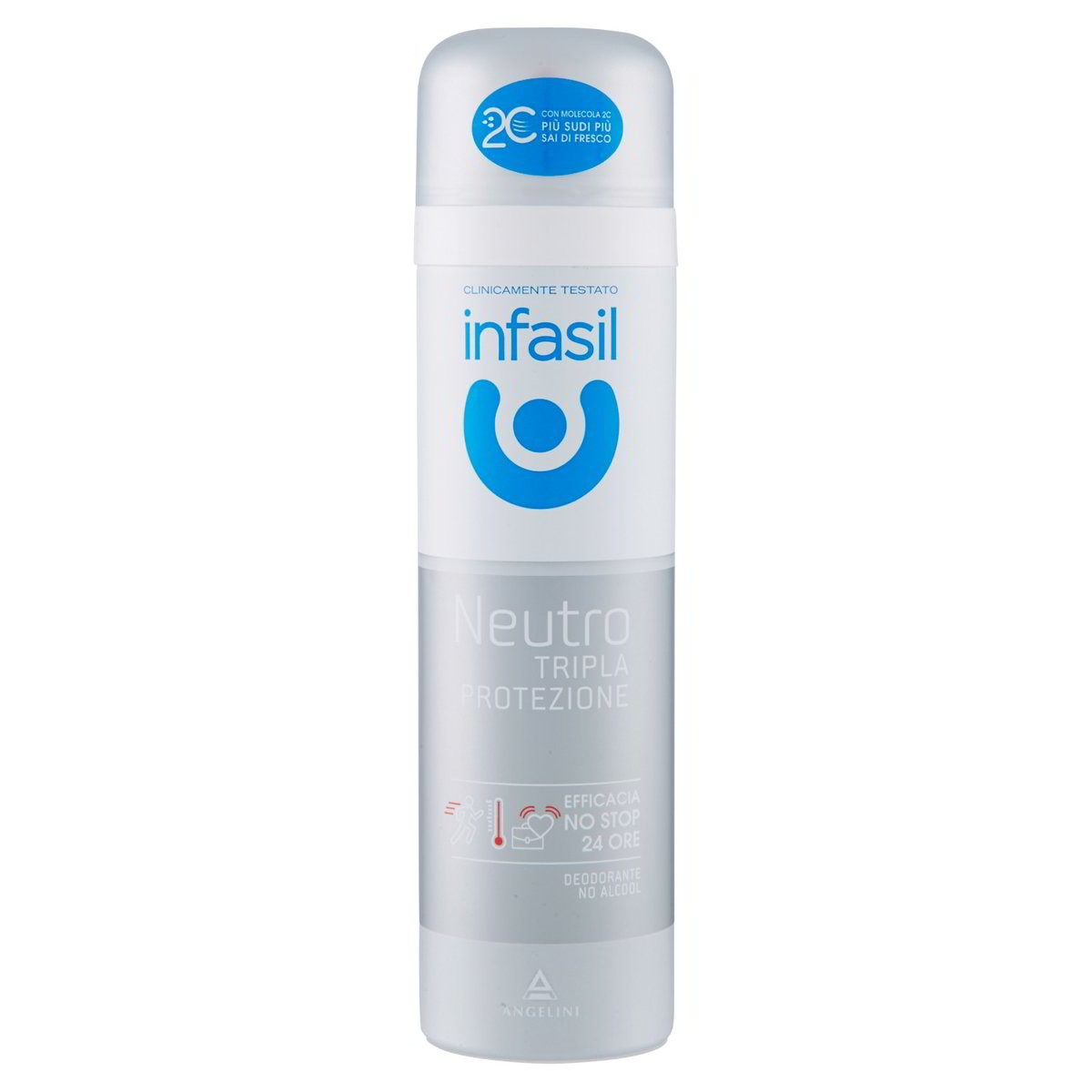 Infasil Deodorante spray Neutro