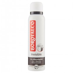 Borotalco Deodorante spray Invisible
