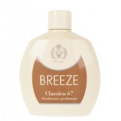 Breeze Deodorante squeeze Classico 67