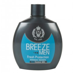 Breeze Men Deodorante squeeze Fresh Protection