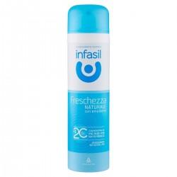 Infasil Deodorante spray Freschezza Naturale