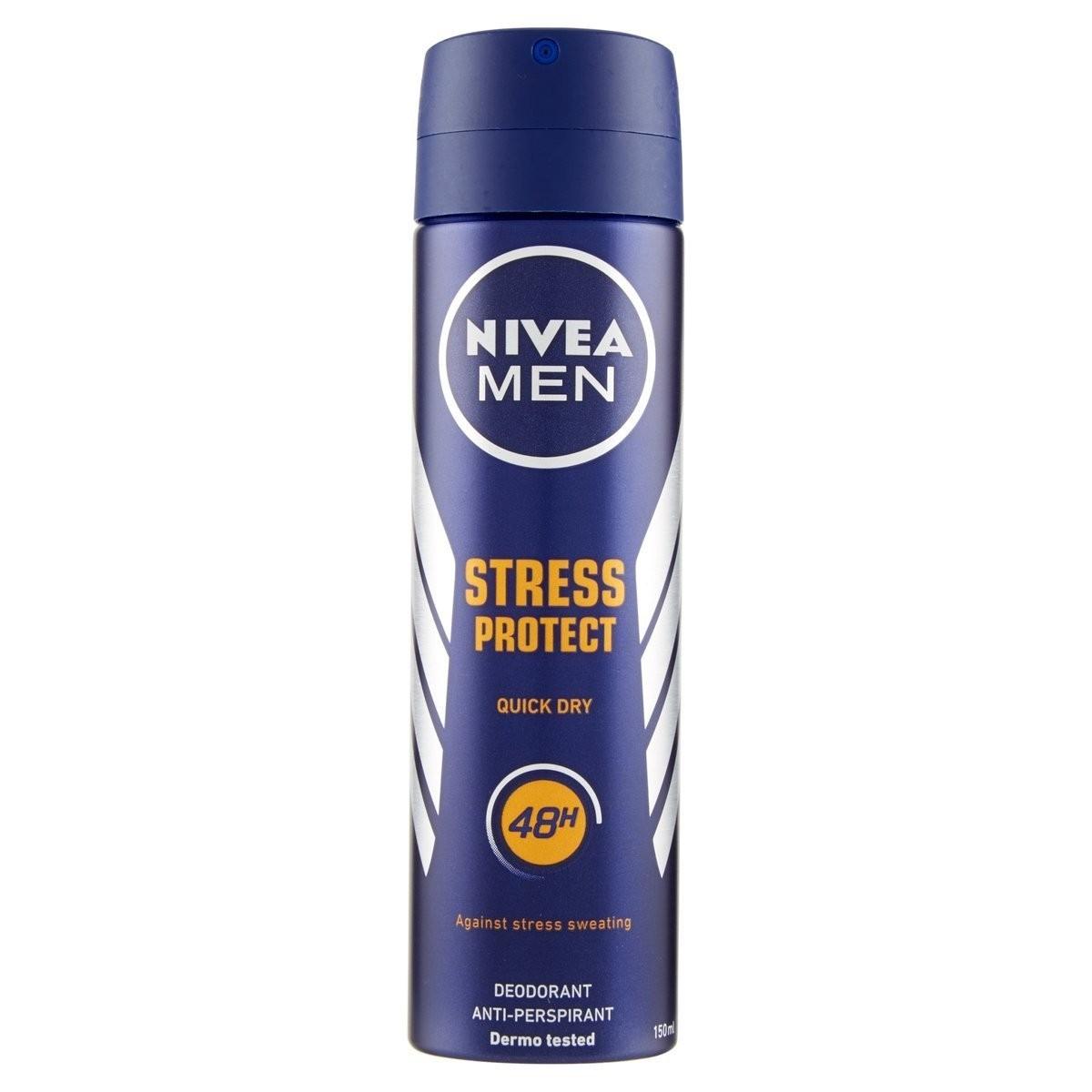 Nivea Men Deodorante spray Stress Protect