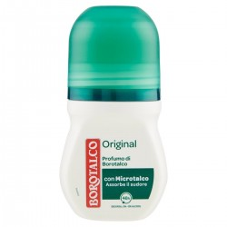 Borotalco Deodorante roll-on Original