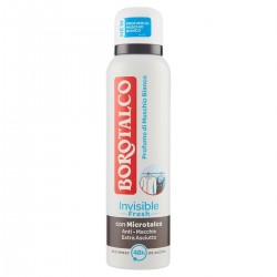 Borotalco Deodorante spray Invisible Fresh