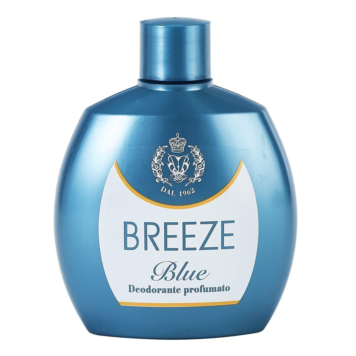 Breeze Deodorante profumato Blue