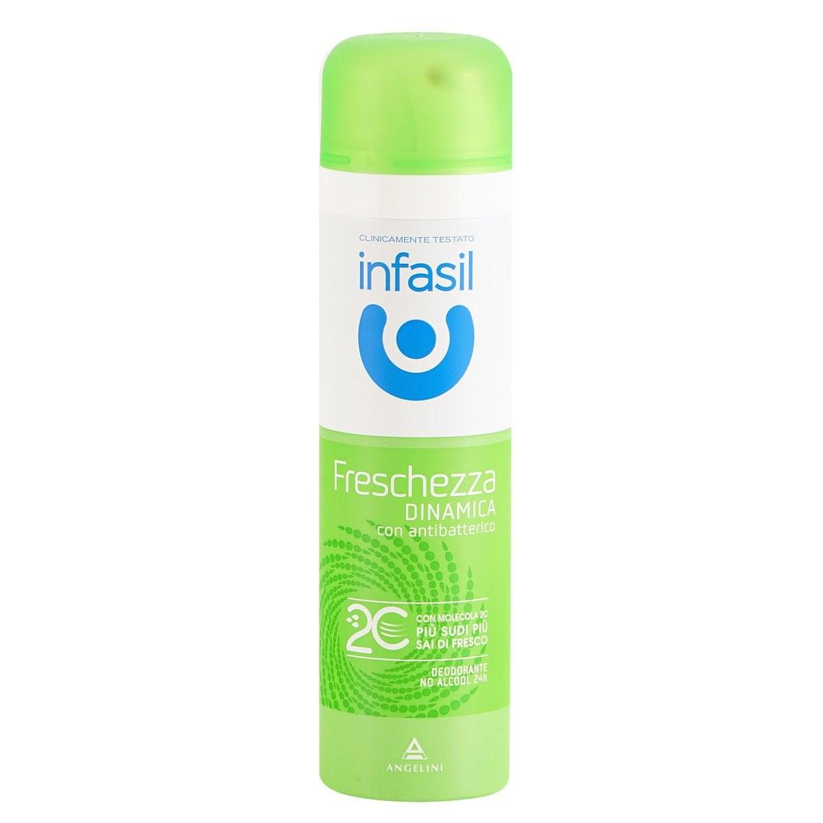 Infasil Deodorante spray Freschezza Dinamica