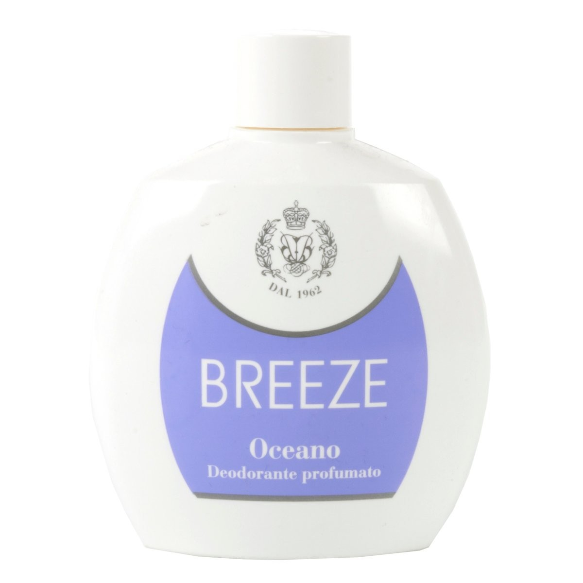Breeze Deodorante squeeze Oceano