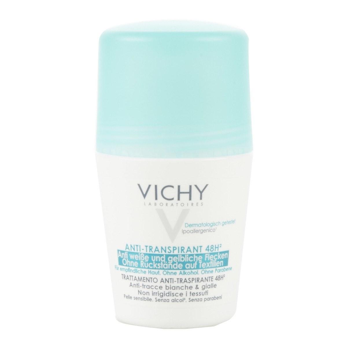 Vichy Deodorante roll on Anti Transpirant