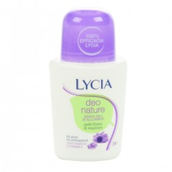 Lycia Deodorante roll on Nature