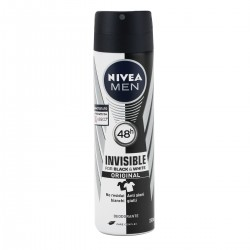 Nivea Men Deodorante spray Invisible Black&White