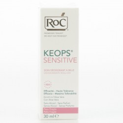 Rock Deodorante roll on Keops Sensitive