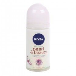 Nivea Deodorante Roll on Pearl&Beauty