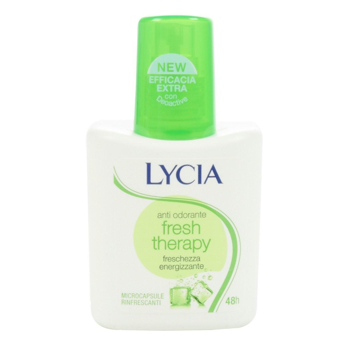 Lycia Deodorante spray Fresco