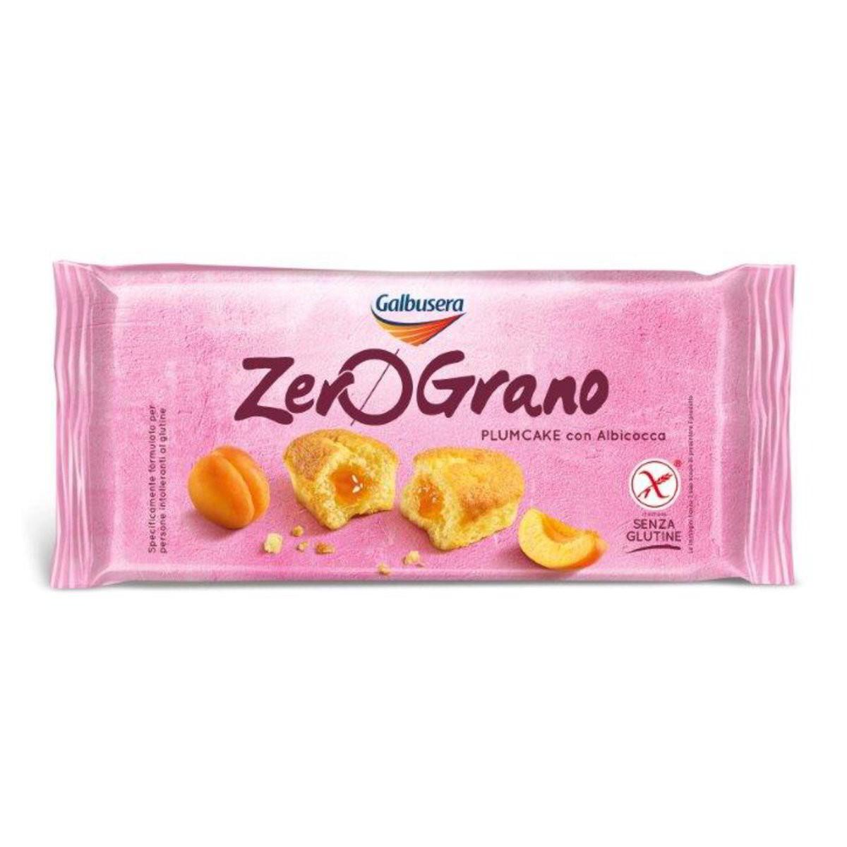 Plumcake Zero Grano