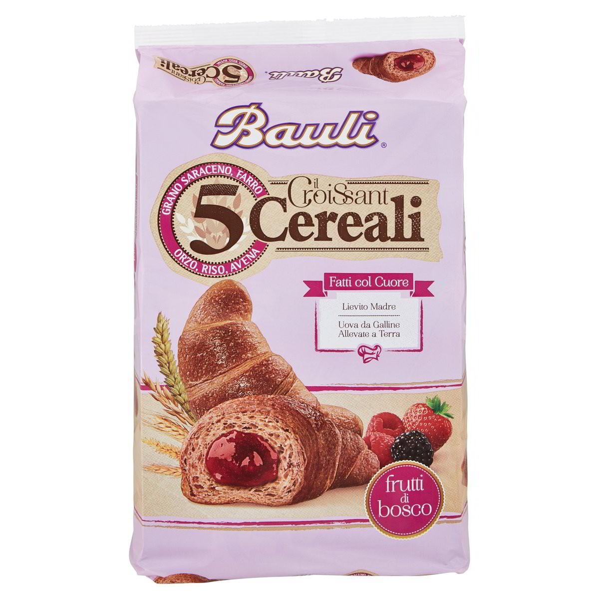 Croissant ai 5 cereali