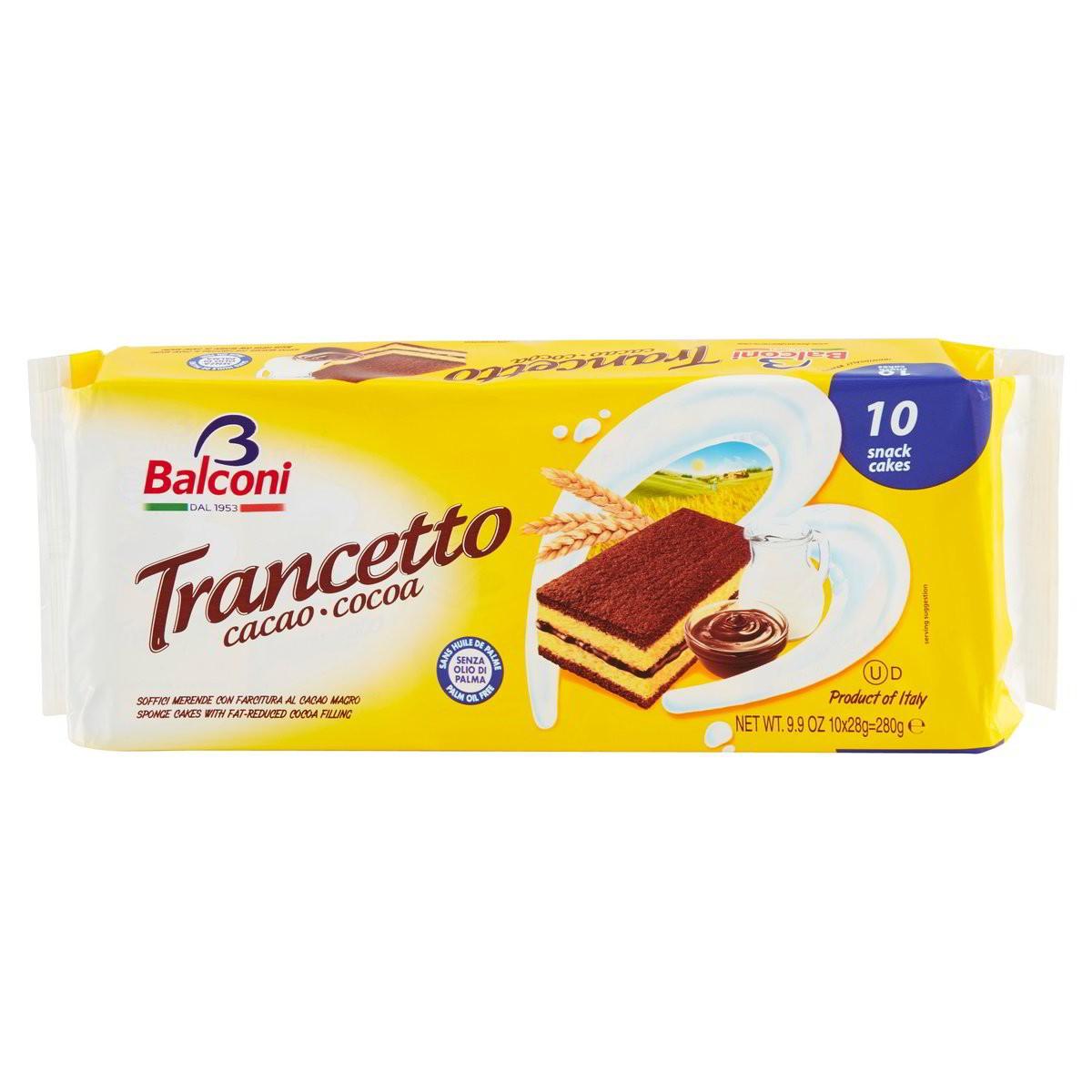 Trancetto al cacao