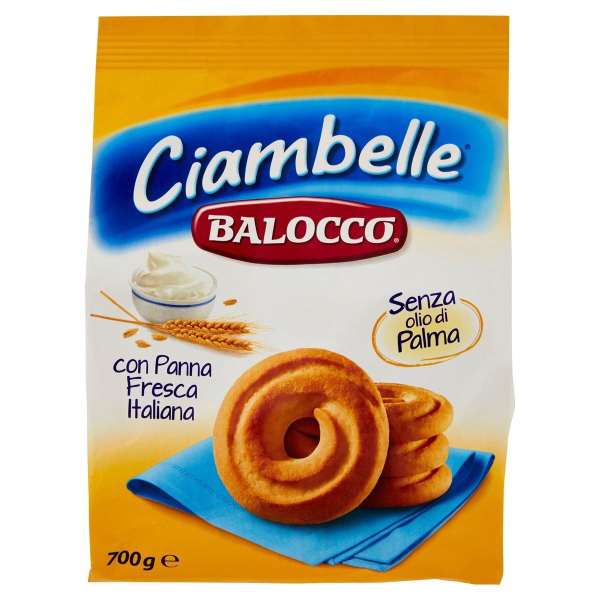 Biscotti Ciambelle