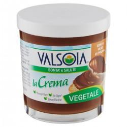 Crema vegetale di nocciole