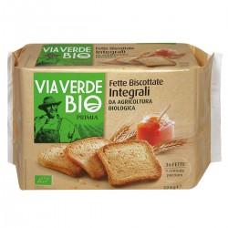 Fette biscottate integrali Via Verde Bio