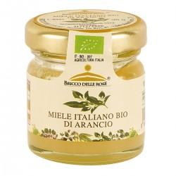 Miele italiano di arancio bio