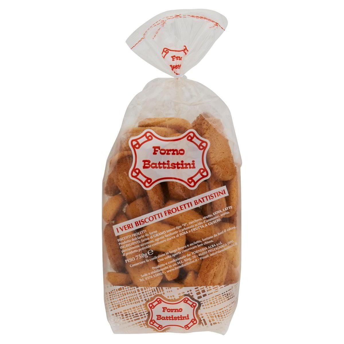 I veri biscotti Frolletti
