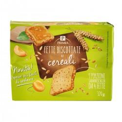 Fette biscottate ai cereali